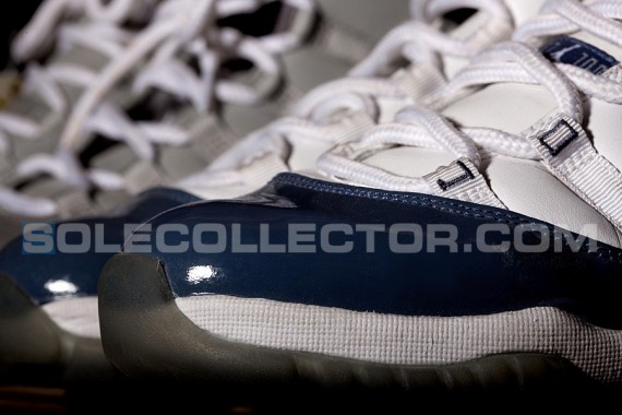 Gentry Humphreys Air Jordan XI Samples