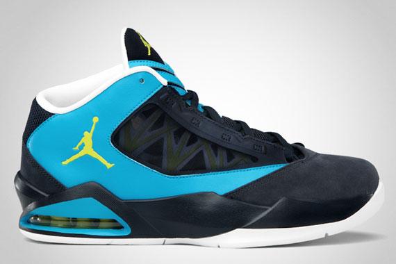 Jordan Flight The Power: January 2012 Releases