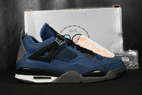 Eminem x Air Jordan IV: Encore   Available on eBay