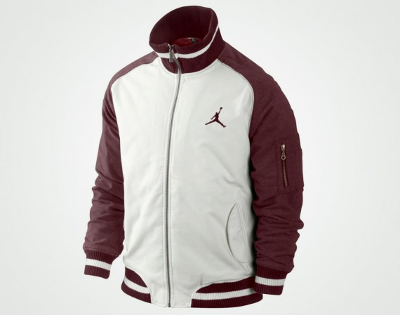Jordan Classic Letterman Jacket