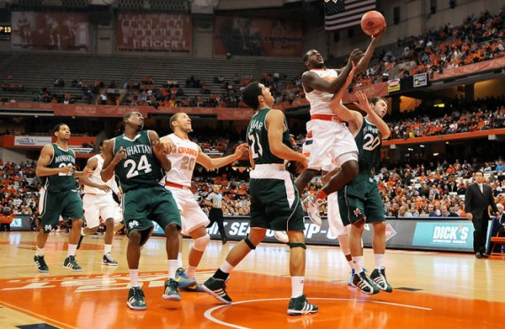 NCAA Feet: Games of November 14, 2011