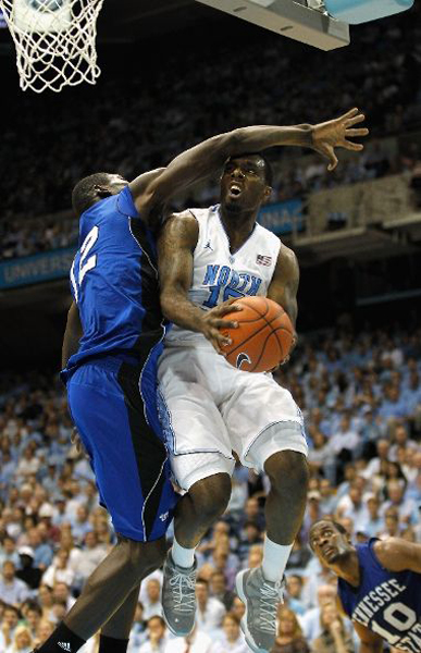NCAA Feet: Games of November 22, 2011