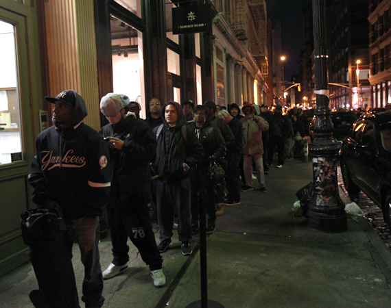 Air Jordan IV: Doernbecher   Midnight Release Recap @ 21 Mercer