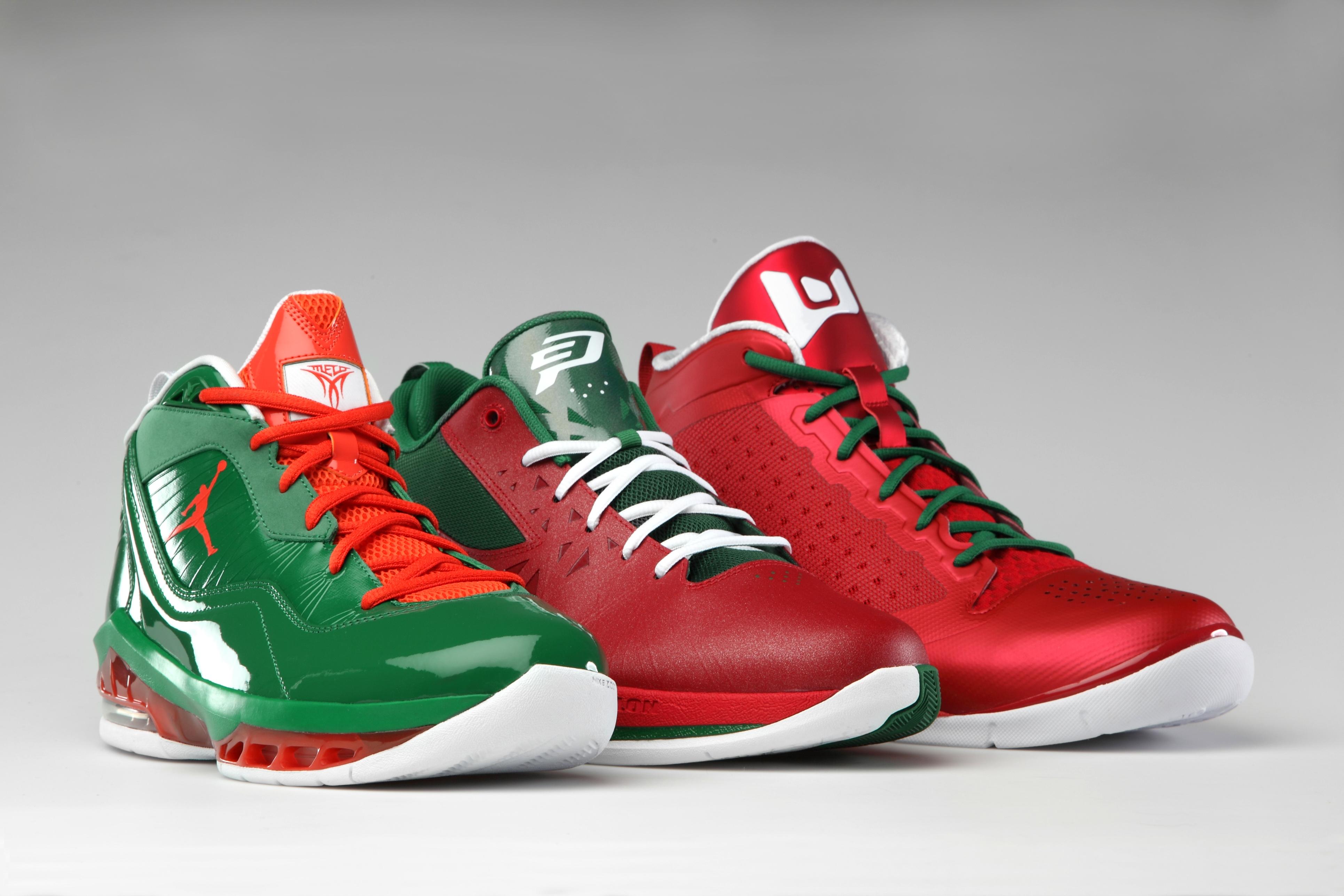 2013 christmas jordans