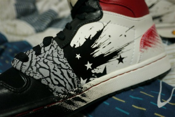 8310897048687c Dave White x Air Jordan 1  Wings For The Future - Available on eBay ...