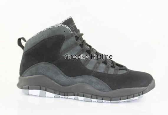 Air Jordan X Retro: Stealth   New Images