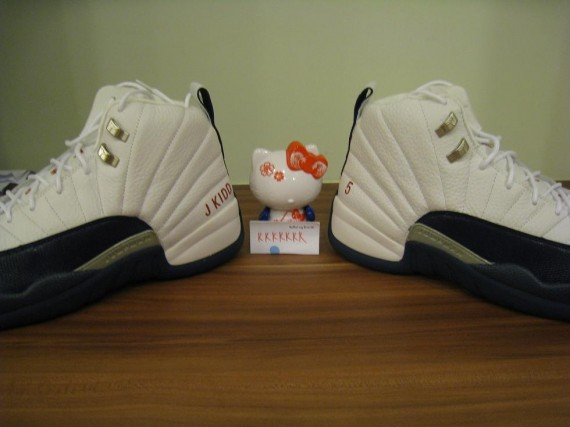 Air Jordan XII: Jason Kidd Player Exclusive