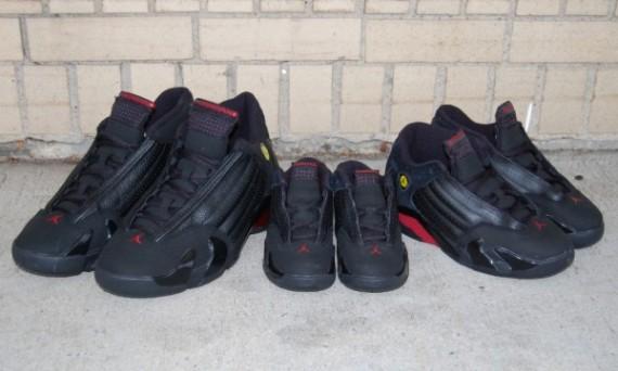 family jordan shoes