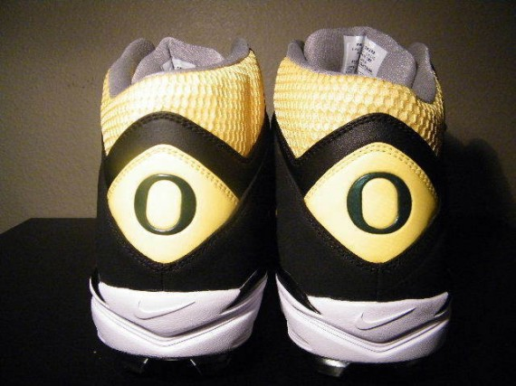 Air Jordan Jaq D: Oregon Ducks Player Exclusive