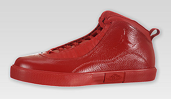 Air Jordan X Auto Clave: Varsity Red   New Images