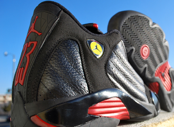 Will we see the Air Jordan XIV 'Last Shot' ...