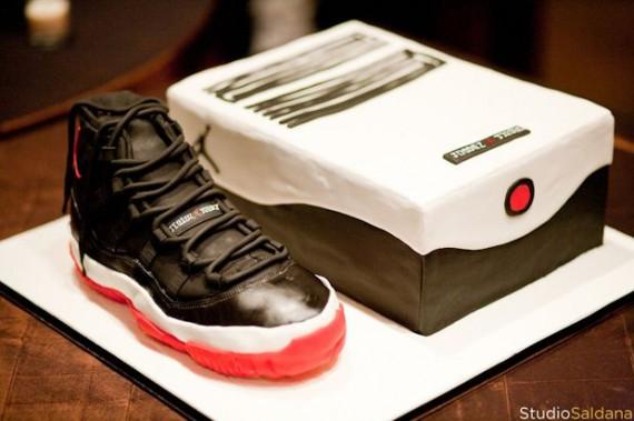 Air Jordan 11 Black Varsity Red Cake Air Jordans Release