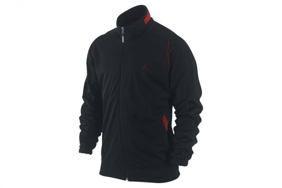 Jordan DWade On Fire Mens Track Jacket