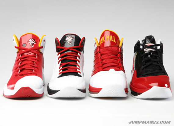 Team Jordan High School Player Exclusives