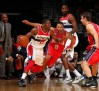 New Jersey Nets v Washington Wizards
