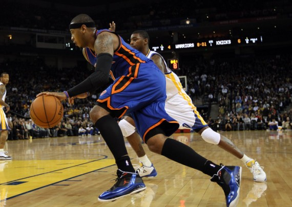 NBA Feet: Games of December 28, 2011