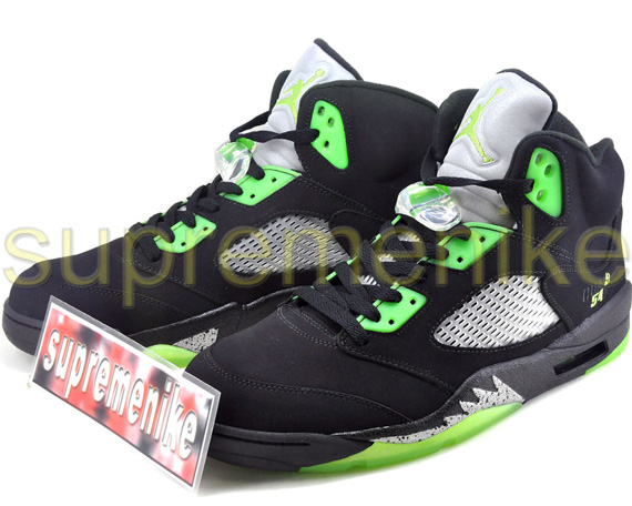 Air Jordan V: Quai 54   Friends & Family   Available on eBay