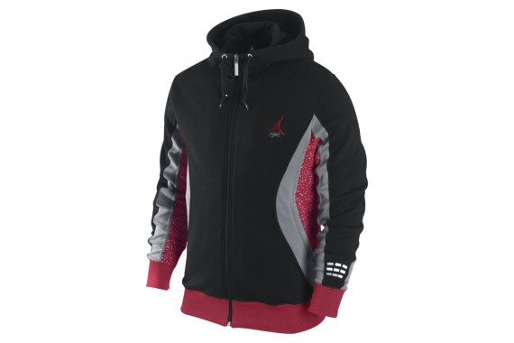 Air Jordan 4 Flight Hoodie & Pants