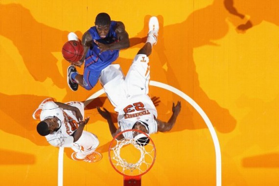 NCAA Jordans On Court: Games of January 6   10, 2012