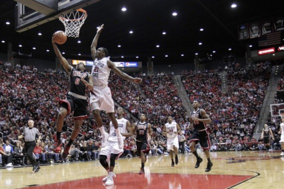 NCAA Jordans On Court: Games of January 12   16, 2012