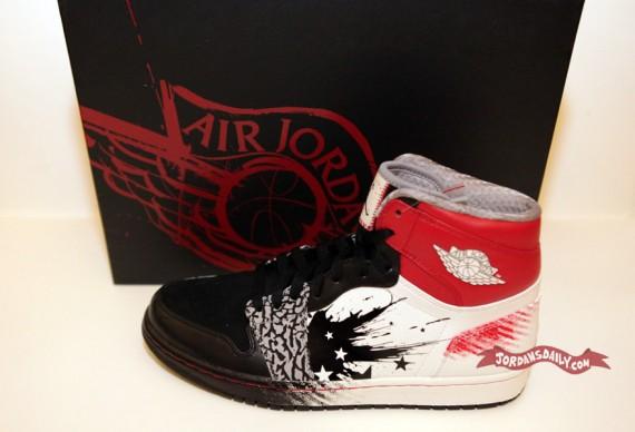 Dave White x Air Jordan 1   Release Date