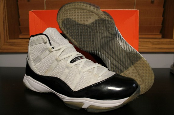 Air Jordan XI: Concord   CC Sabathia Turf Trainer   Available on eBay