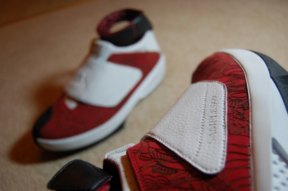 Air Jordan XX: Midwest Laser Sample