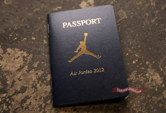 Air Jordan 2012 Passport