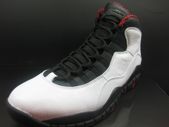 Air Jordan X: Chicago   Release Reminder