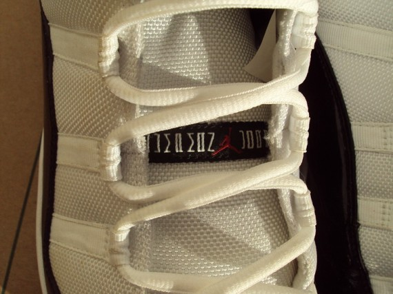 Air Jordan XI: Concord   CC Sabathia PE   Available on eBay