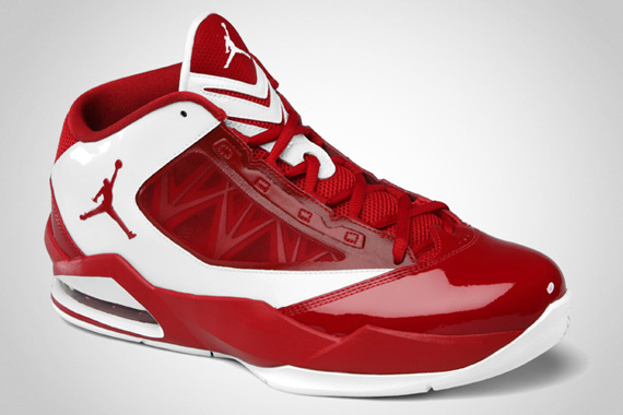 Jordan Flight The Power: Varsity Red   White