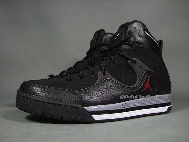 Jordan Flight TR '97: Black - Varsity