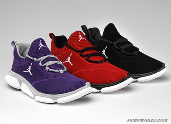 Jordan RCVR: February 2012 Colorways