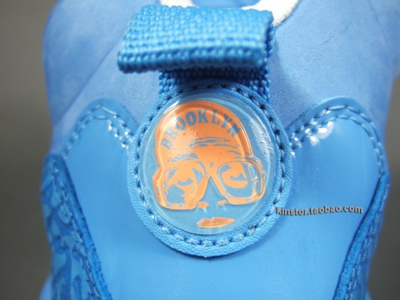 Jordan Spizike: University Blue   Italy Blue   Vivid Orange   New Images
