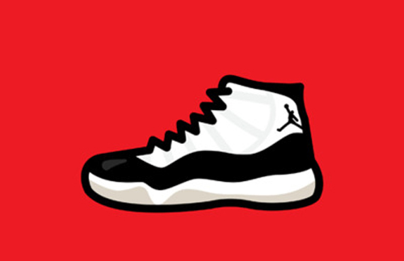 Kick Draw Sneaker Art