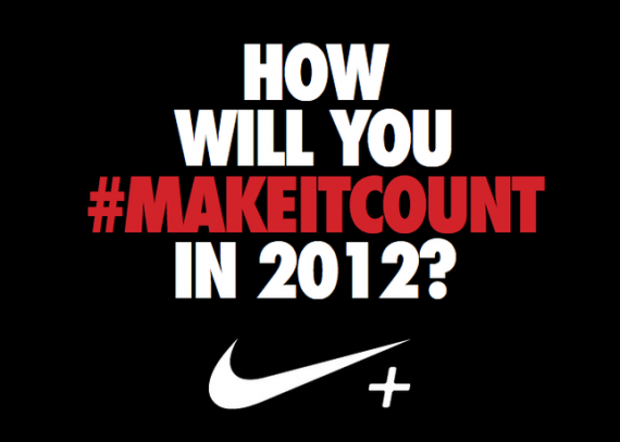 How Will You #MakeItCount In 2012?
