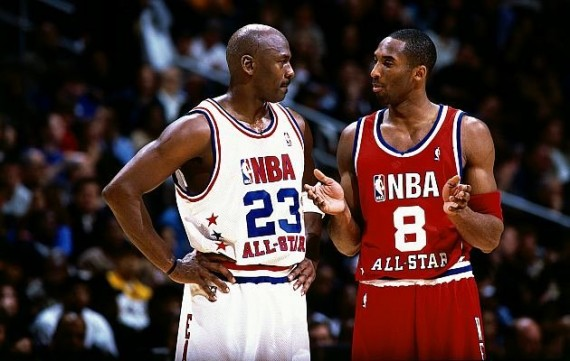 Michael Jordan Thinks Only Kobe Bryant Is Worthy Of Comparison