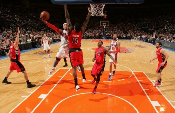 NBA Feet: Games of January 2, 2012