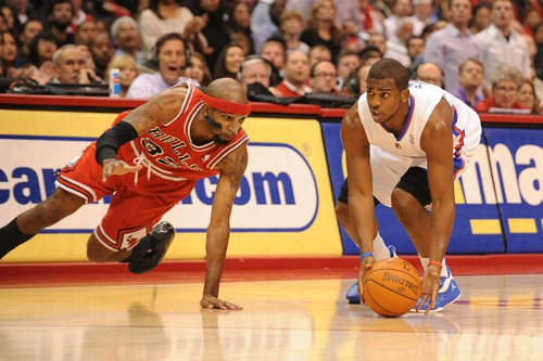 NBA Feet: Games of December 30   January 1, 2012