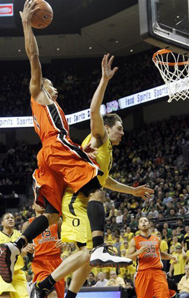 NCAA Jordans On Court: Games of January 27 29,2012