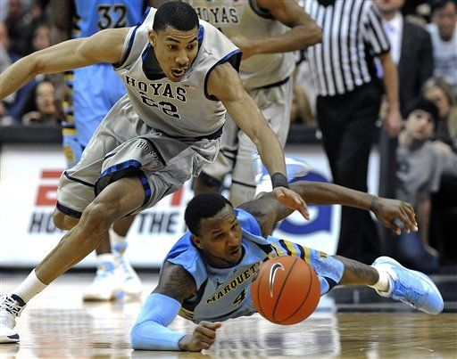 NCAA Jordans On Court: Games of January 3   January 5, 2012