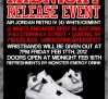 4's midnight release flyer