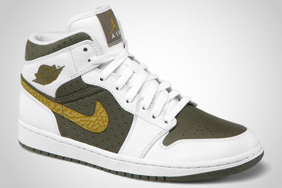 Air Jordan 1 Phat: April 2012