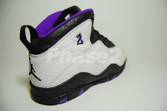 Air Jordan X: Mitch Richmond Player Exclusive