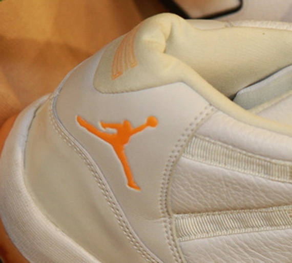 Air Jordan XI: Citrus Sample