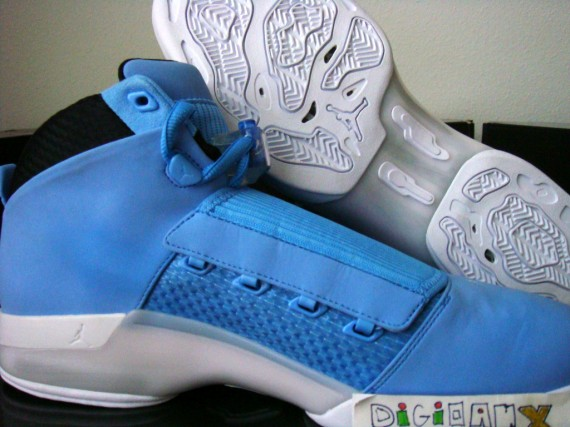 Air Jordan XVII: Pantone Sample