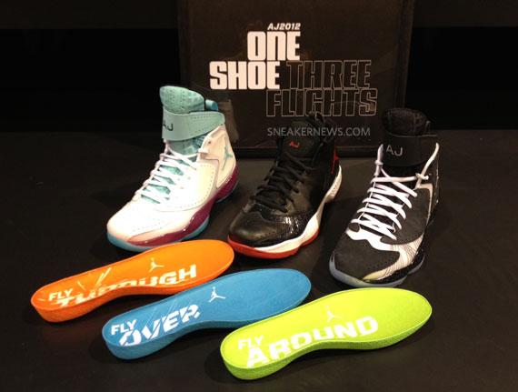 Air Jordan 2012 iD
