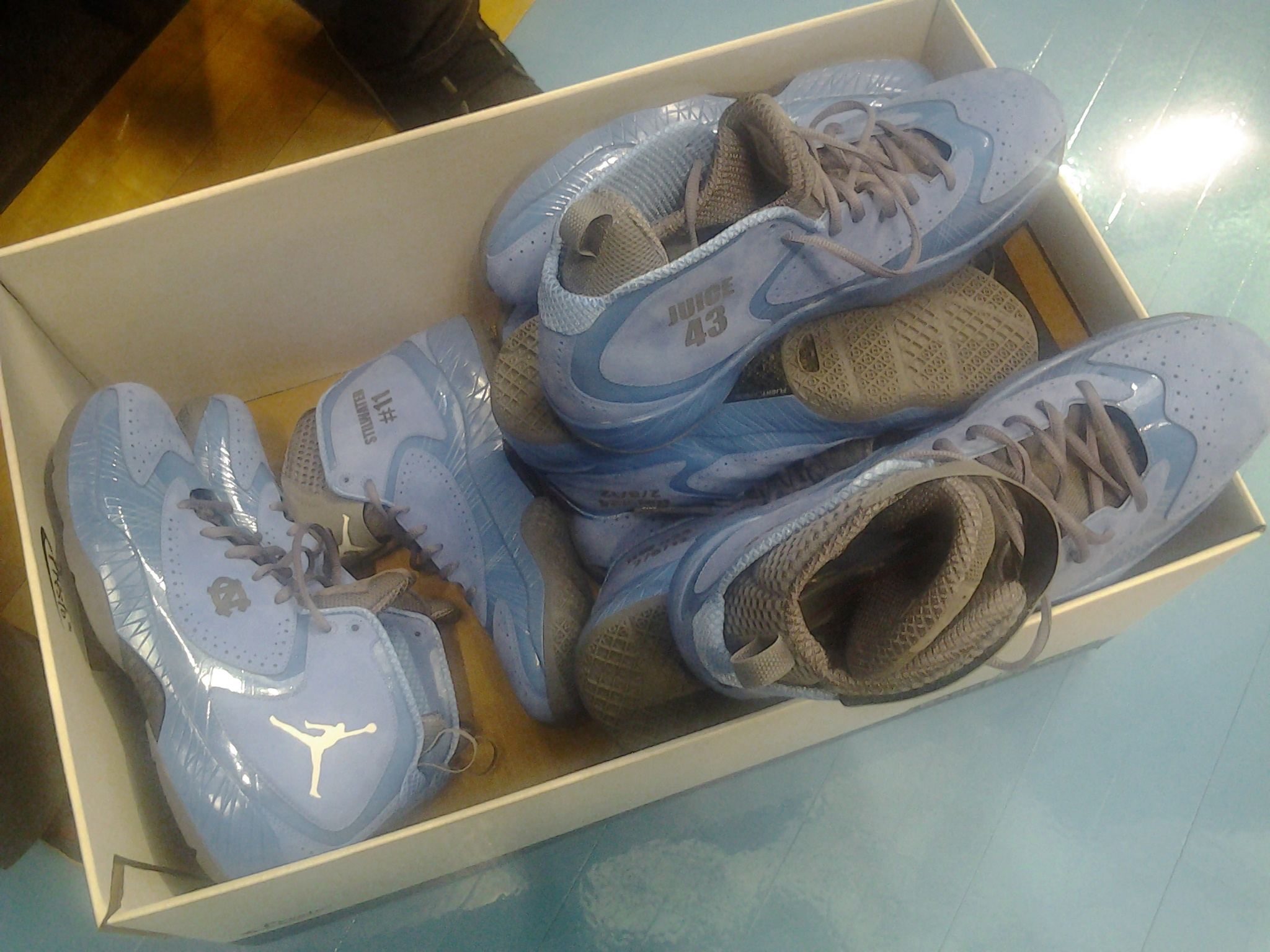 Air Jordan 2012  North Carolina Tar Heels Player Exclusive - Air Jordans a680e9f396