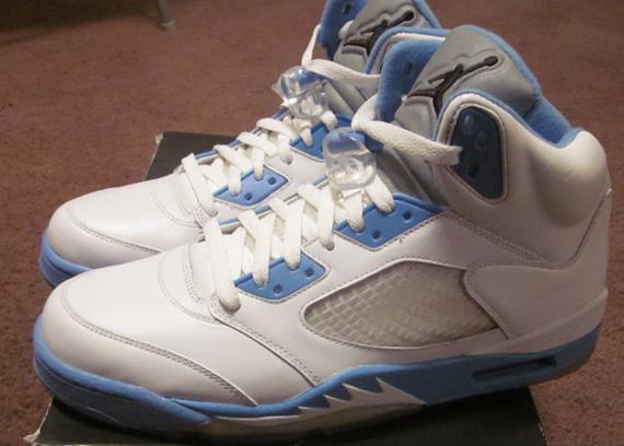 Air Jordan V: Motorsports   Available on eBay