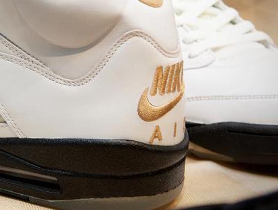 Air Jordan V Wedding Sample